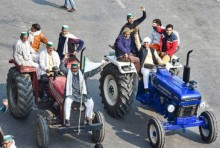 Farmers' Republic Day Tractor Rally: Haryana Cops Book 2,000 Protesters For Violence