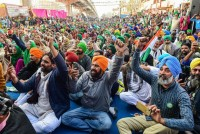 Farmers Call Off Parliament March, Vow To Continue Peaceful Stir