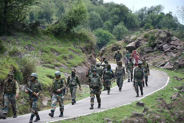 IED Explosion In Kashmir's Kulgam District Leaves One Soldier Dead; Three Injured