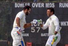 Irfan Pathan Teams Up With Leander Paes For Special Cricket Match