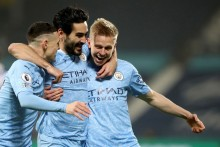 West Brom 0-5 Manchester City: Ilkay Gundogan Guides Pep Guardiola's Side To Premier League Top Spot