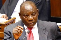 Covid-19 Vaccine: South African President Urges Rich Countries To Stop 'Hoarding' Vaccines