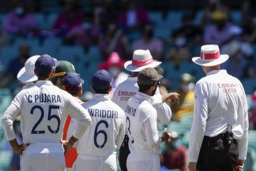 Cricket Australia Confirms Indian Players Were Racially Abused In Sydney