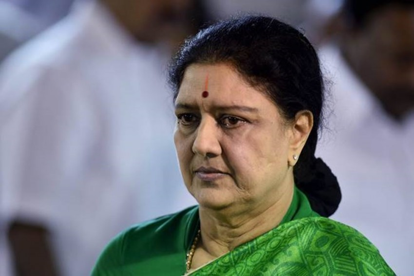 Expelled AIADMK Leader Sasikala Released From Prison After Serving 4-Year Jail-Term