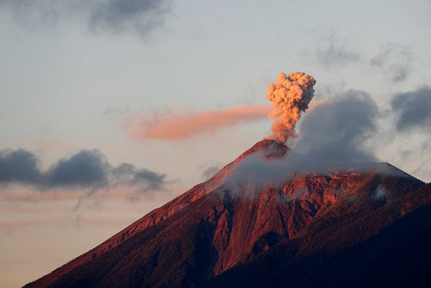 Indonesia's Most Active Volcano Erupts, Hundreds Evacuated