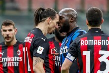 Zlatan Ibrahimovic Apologised For Costly Milan Derby Dismissal - Stefano Pioli