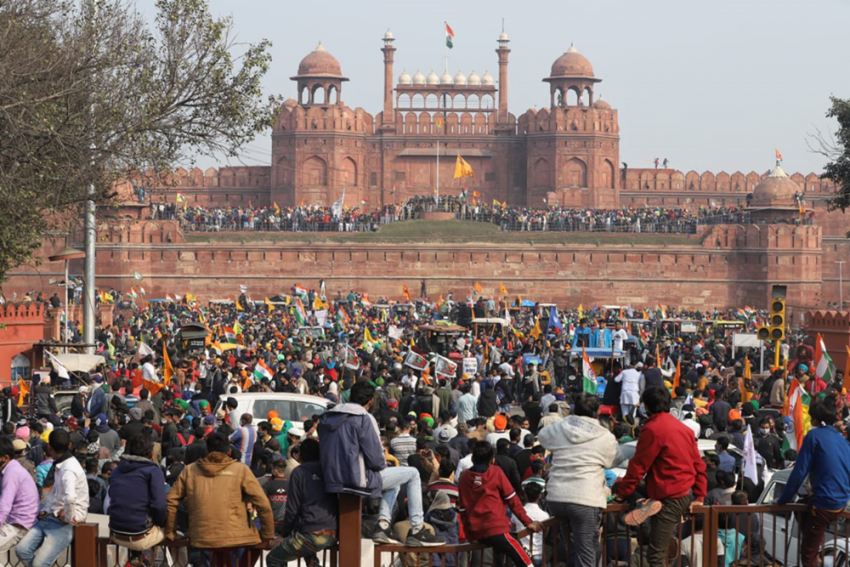 Violence At Farmers Protest On Republic Day: Nine Unanswered Questions