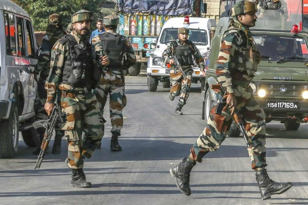 Four Soldiers Injured In Militant Attack In Kulgam: Army