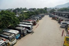 Assam Transport Unions Begin Day-Long Chakka Bandh; Demand Welfare Scheme, Withdrawal Of Farm Laws