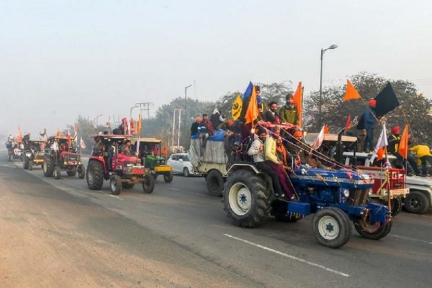 Samyukta Kisan Morcha Calls Meeting Today To Discuss Tractor Rally Violence