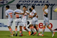 I-League: Indian Arrows Aim To Grab Points Against Chennai City FC