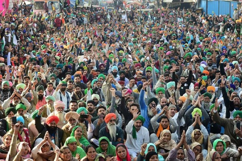 No Parliament March But Protests To Continue, Say Farmer Leaders
