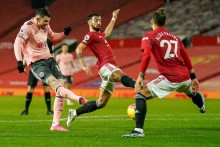 Manchester United 1-2 Sheffield United: Oliver Burke Deals Huge Blow In Premier League Title Race