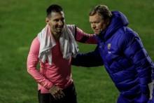 Rayo Vallecano 1-2 Barcelona: Lionel Messi And Frenkie De Jong Seal Copa del Rey Progress