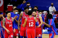 NBA: 76ers Snap Lakers' Perfect Away Record In Thriller As Harden, Durant And Irving Inspire Nets