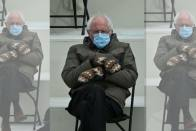 Bernie Sanders Doll With Iconic Mittens Sold For Over Rs 14 Lakh; Money Donated To Charity