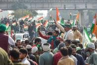 Farmer Leaders Dare Modi Government To Send All Protesters To Jail