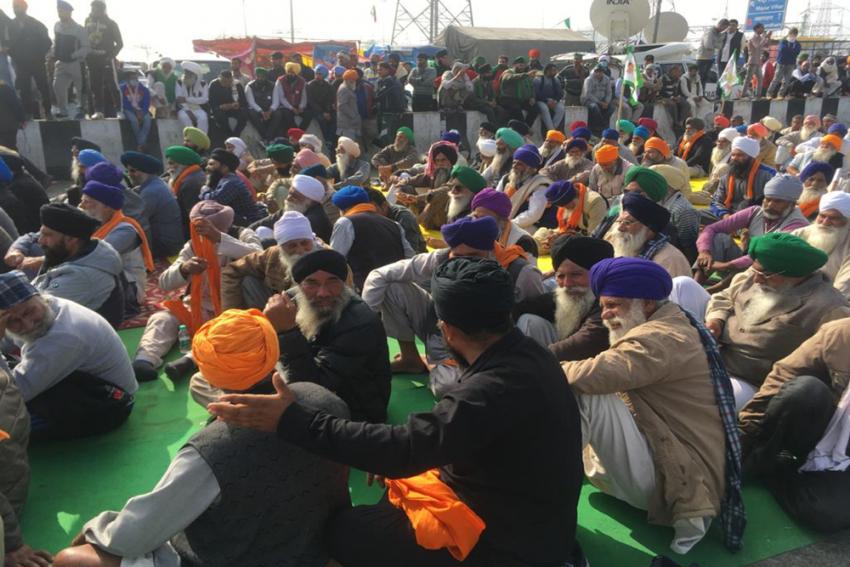 Bharatiya Kisan Union Calls Off Farmers' Protest In Noida