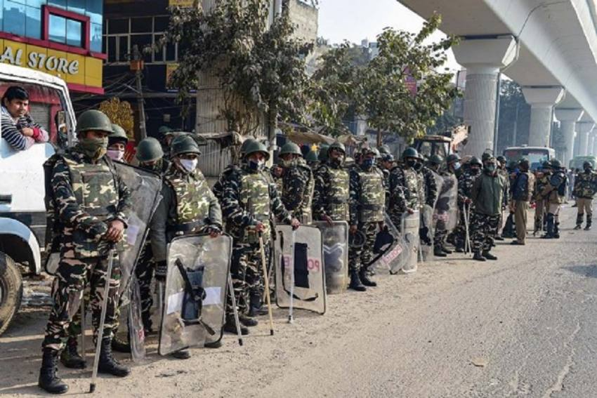 In Republic Day Aftermath, High-Security Cover Remains At Delhi Borders