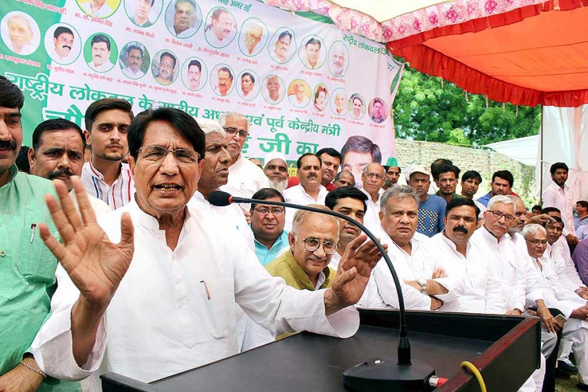 Time To Bury Political Differences And Join Hands With Farmers: RLD Chief Ajit Singh