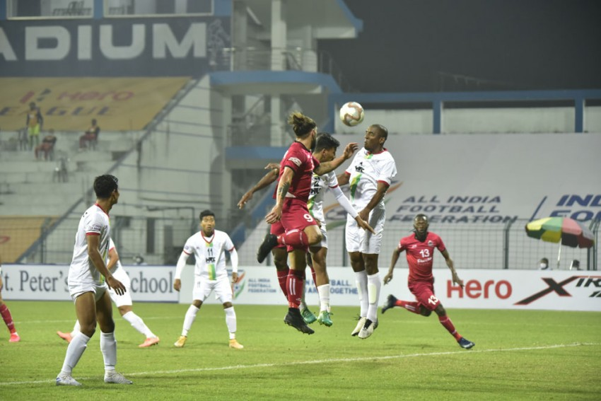 I-League: TRAU Hold High Flying Churchill Brothers To 1-1 Draw