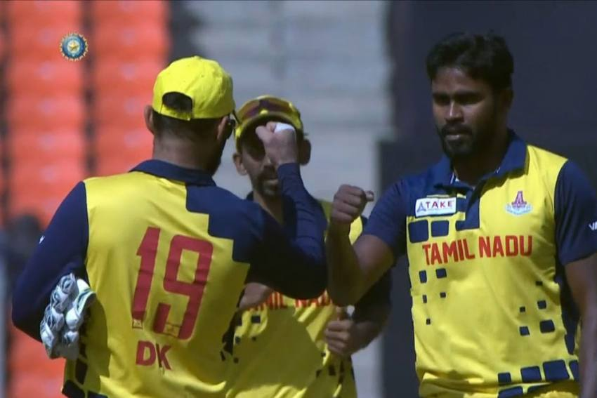 Dinesh Karthik's Tamil Nadu Enter 2nd Successive Syed Mushtaq Ali Trophy Final
