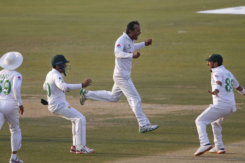 PAK Vs SA, 1st Test: Pakistan Thrash South Africa By Seven Wickets, Lead 1-0 - Highlights