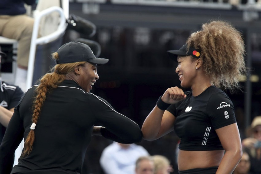 Serena Williams, Rafael Nadal Relish Return To Near Normality In Adelaide As Crowds Witness Tennis