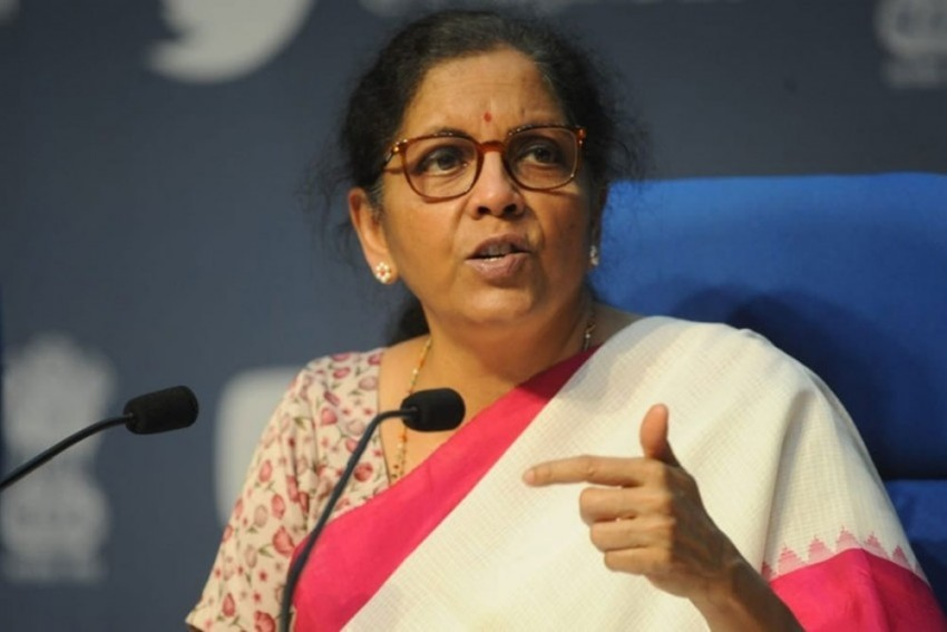FM Sitharaman Tables Economic Survey, GDP To Expand By 11% In FY22