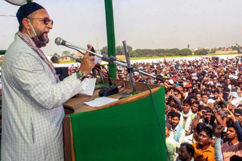 Nitish Kumar's Meeting With AIMIM's MLAs Gives Owaisi Reasons To Fret