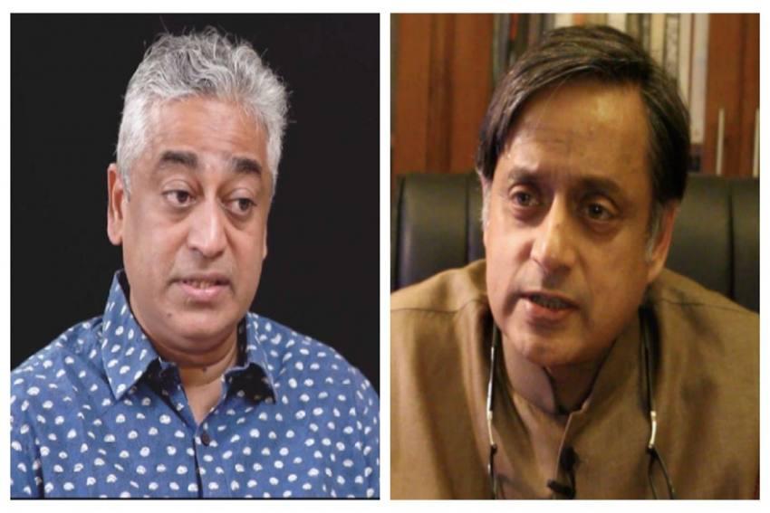 Tractor Rally: Case Against Shashi Tharoor, Rajdeep Sardesai For Spreading 'Fake News'