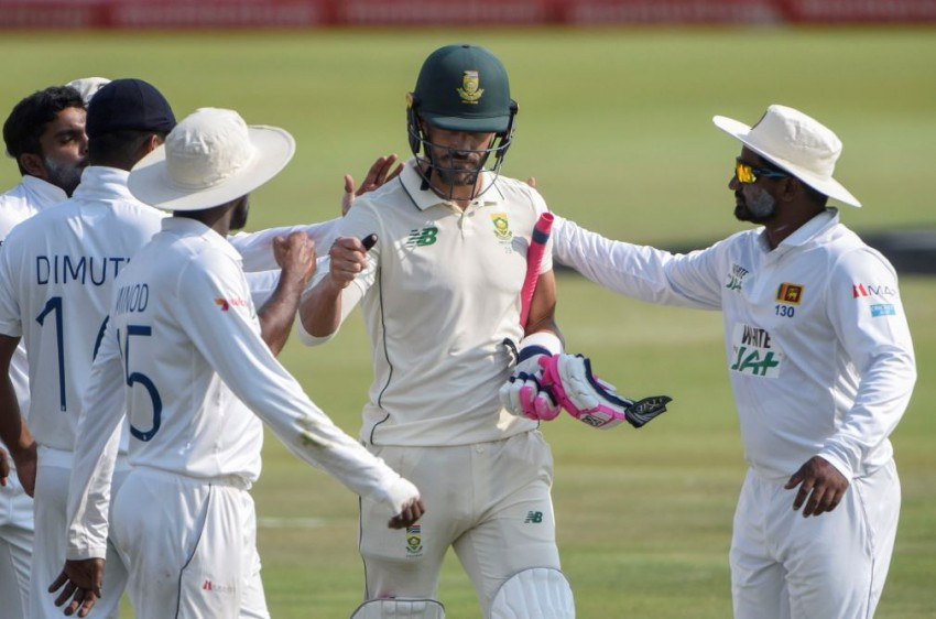 South Africa Vs Sri Lanka: 2nd Test, Day 1 - Highlights