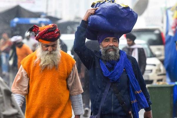 3 More Protesting Farmers Die At Delhi Border