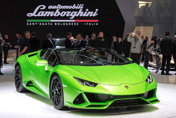 Luxury Cars Giant Lamborghini Aims To Bounce Back In Indian Market
