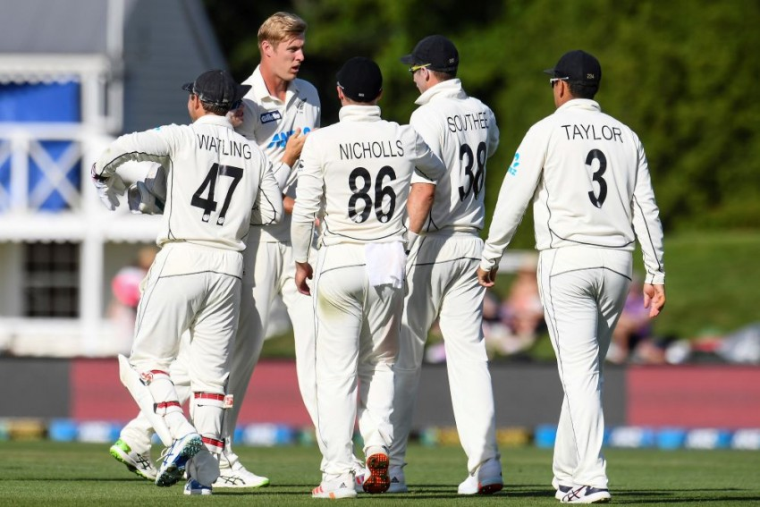 NZ Vs PAK: Kyle Jamieson Claims Five Wickets As New Zealand Tear Into Pakistan On Day One