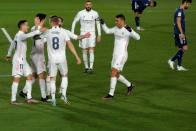 Real Madrid 2-0 Celta Vigo: Lucas Vazquez And Marco Asensio Put Zinedine Zidane's Side Top Of LaLiga