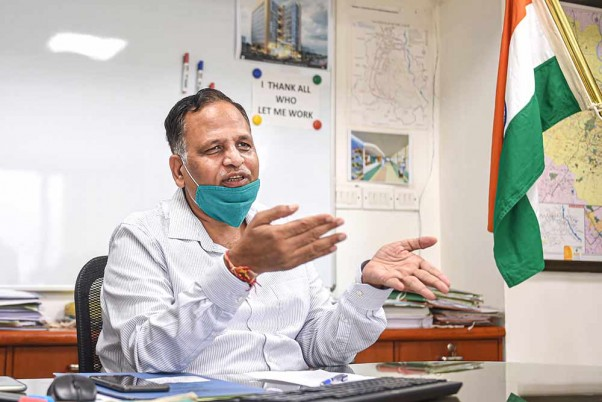 Delhi Govt All Set For Covid-19 Vaccination Roll-Out: Satyendar Jain