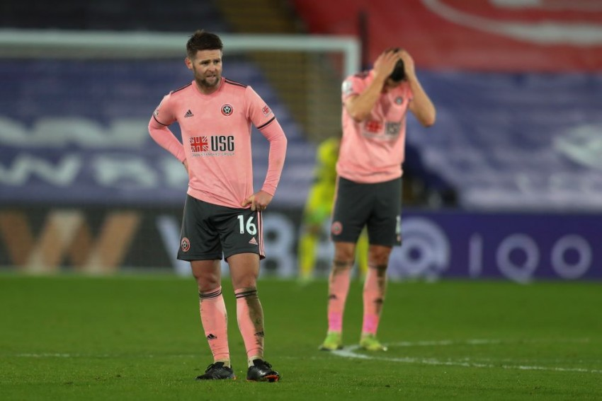 Winless Sheffield United Take Miserable Premier League Record At Crystal Palace