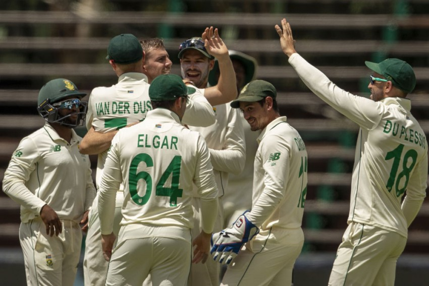 SA Vs SL, 2nd Test, Day 1 Report: Sri Lanka 157 All Out, South Africa 148/1