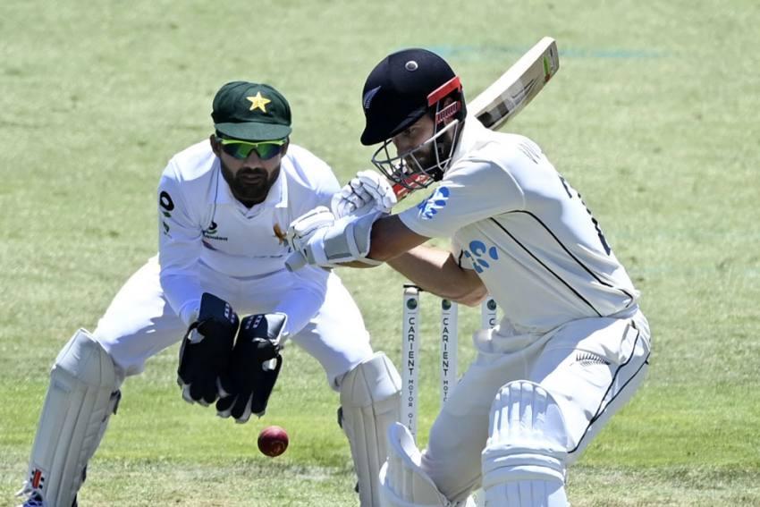 New Zealand Vs Pakistan 2nd Test, Day 2- Highlights