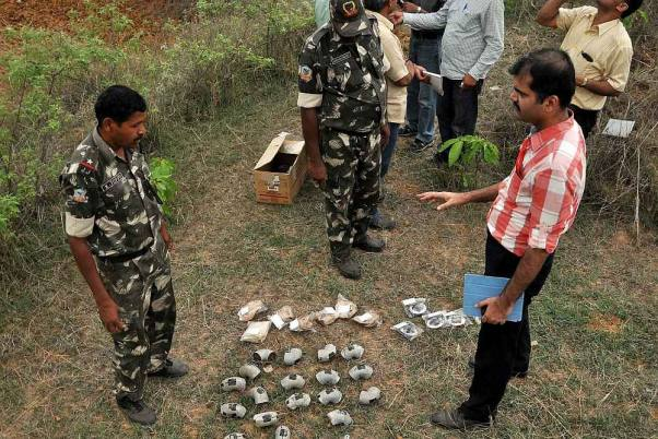Over 22 Bombs Seized, Defused In Kolkata Building