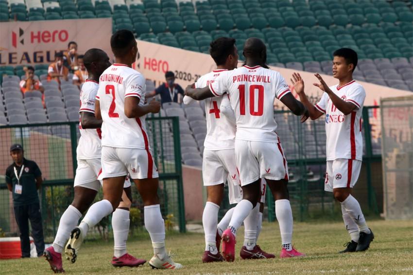 I-League: Aizawl FC Beat NEROCA 2-1 In North-East Derby