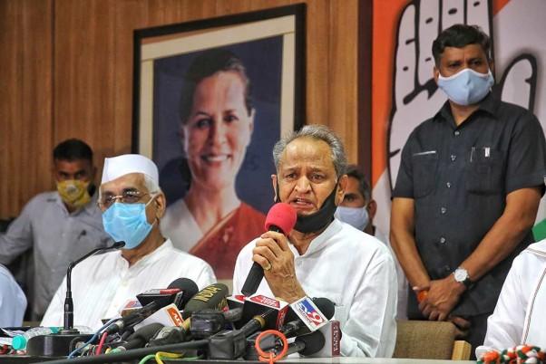 Prime Minister Modi Should Initiate Talk With Protesting Farmers: Ashok Gehlot