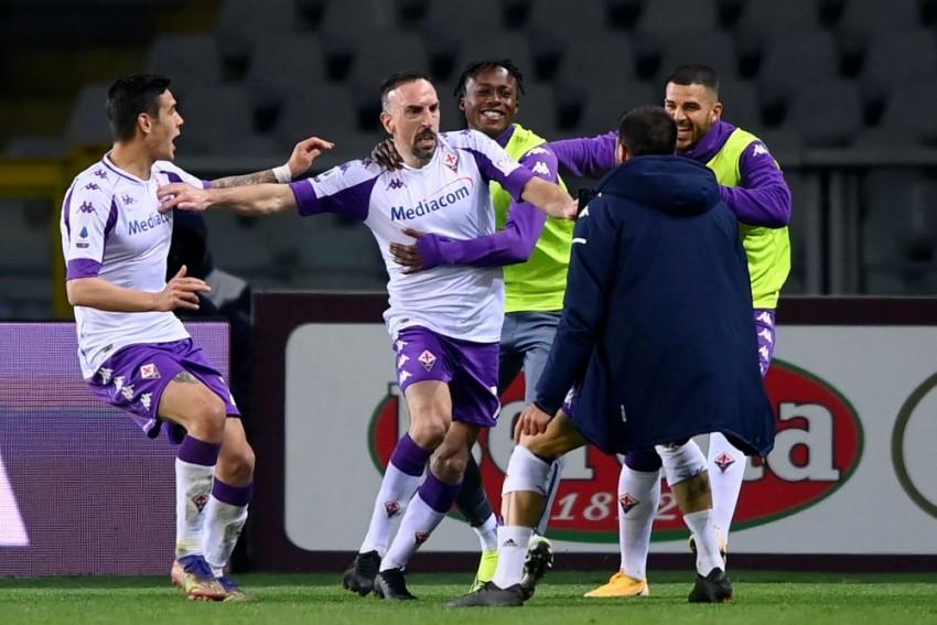 Serie A : Torino Draws With 9-Man Fiorentina 1-1