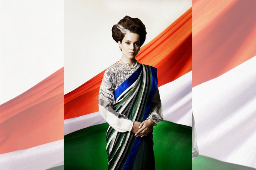 Kangana Ranaut To Play The Role Of Indira Gandhi In Upcoming Political Drama