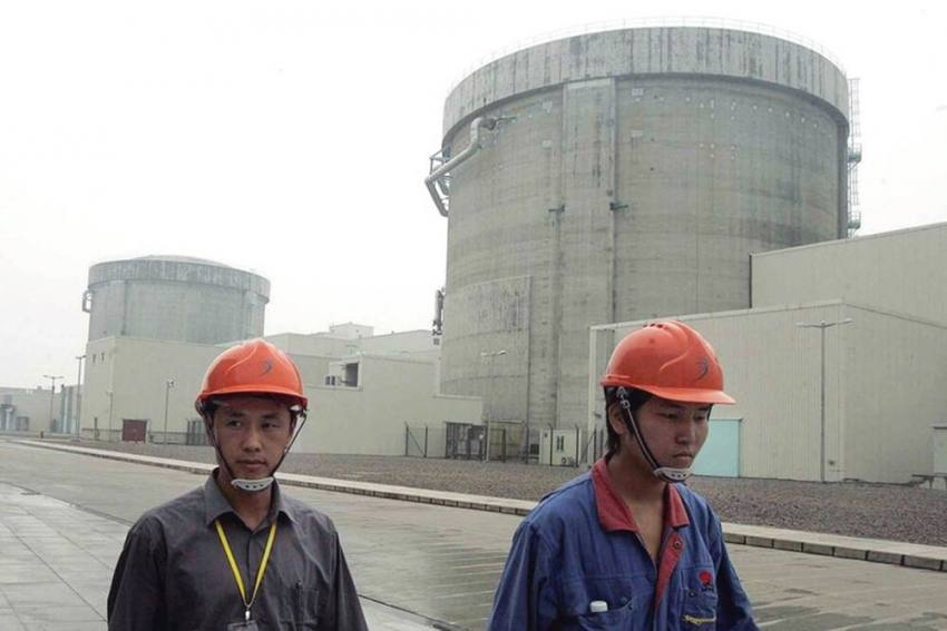China's First Nuclear Plant With Domestic Reactor Hualong One Begins Operations