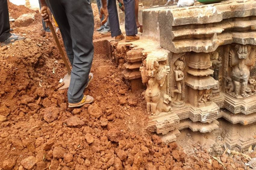 ASI Unearths Ancient Odisha Structure Linked To Oldest Temple; Groups Rally For Heritage Preservation