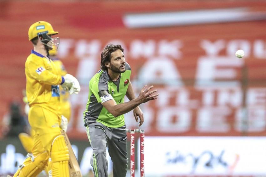 Abu Dhabi T10: Shahid Afridi Shines As Qalandars Notch Up Second Consecutive Win