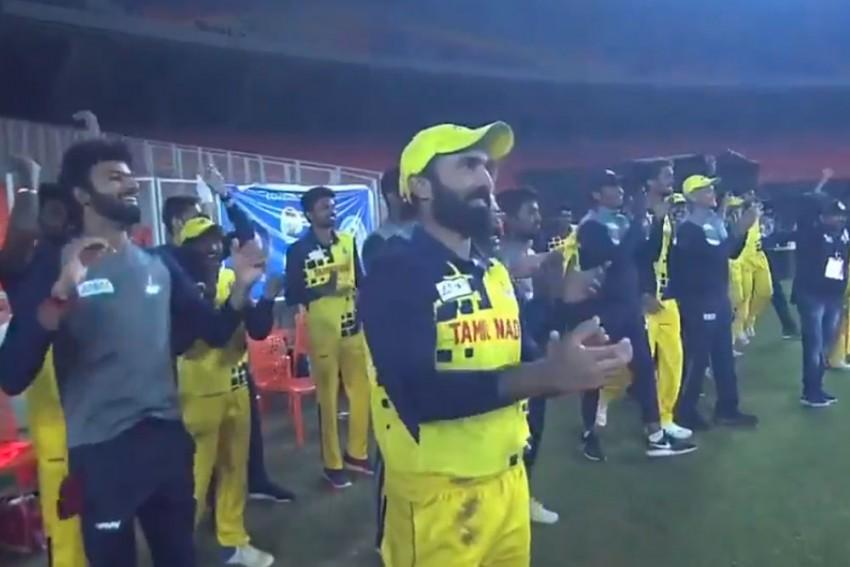 Tamil Nadu Crowned Syed Mushtaq Champions; Beat Baroda By Seven Wickets