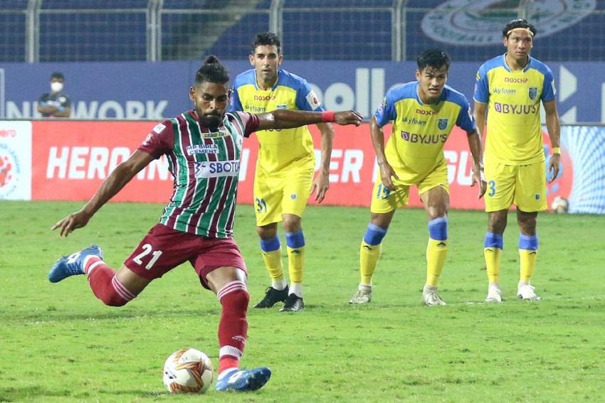 ISL 2020-21: ATK Mohun Bagan Keep Pressure On Mumbai City With Thrilling Win Over Kerala Blasters